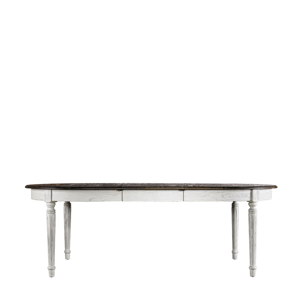 "Стол 72"" Maison Vintage White Table"