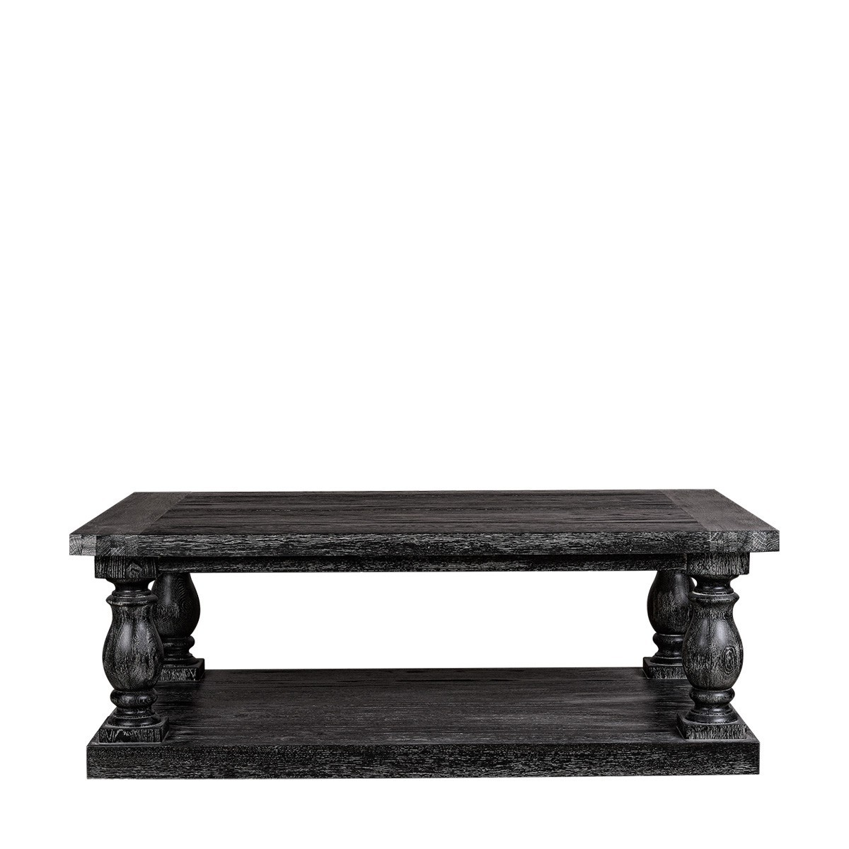 Винтажный стол Chelsea Vintage Black Coffee Table