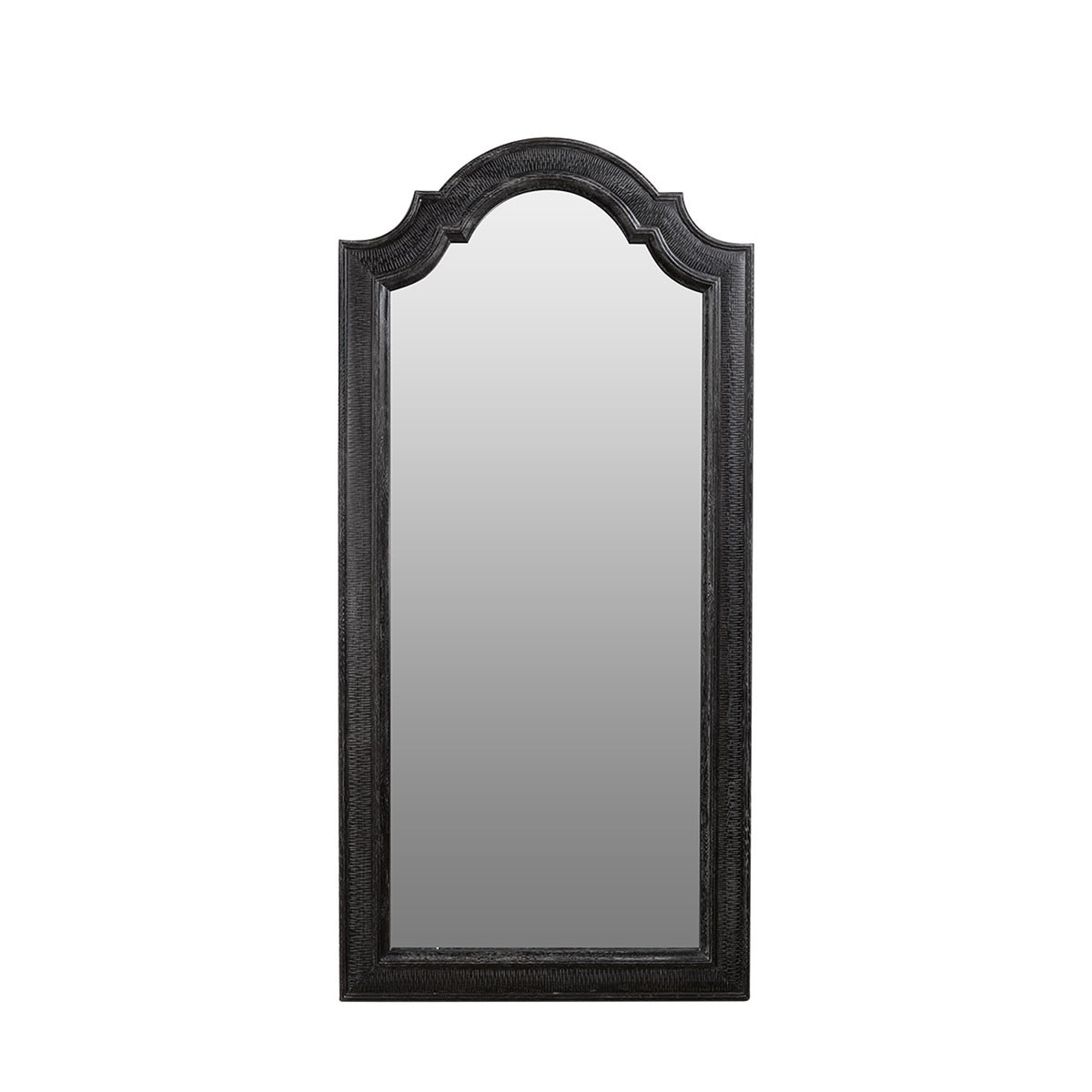 Зеркало Trento Vintage Black Tall Mirror
