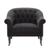Кресло Reims Black Arm Chair