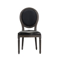 Стул VINTAGE LOUIS INDIGO SIDE CHAIR