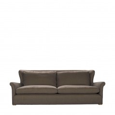 Диван WINSLOW SOFA BROWN LINEN