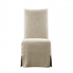 Стул FLANDIA SLIP COVERED CHAIR