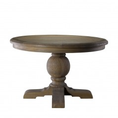 "Стол 48"" ROUND TRESTLE TABLE"