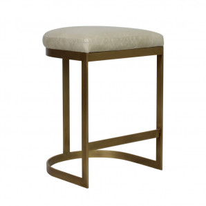 Стул NAME Leather Stool