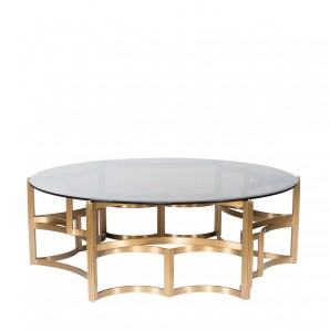 Кофейный столик Gold Coffe Table