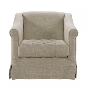 Кресло Brussels Linen Arm  Chair