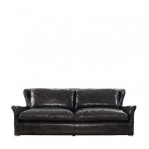 Диван WINSLOW LEATHER & WOOL SOFA