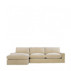 Классический диван Mons Upholstered LAF Sectional - LAF Chaise