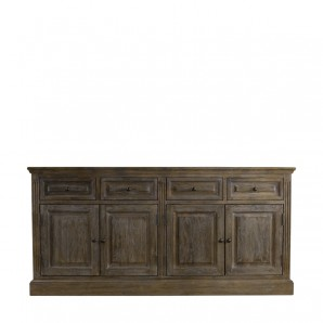 Низкий буфет OAK WOOD SIDEBOARD
