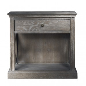 Стол French Casement Accent Table Grey