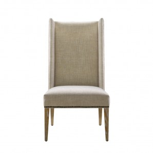 Стул BERTRIX HEMP & LINEN CHAIR