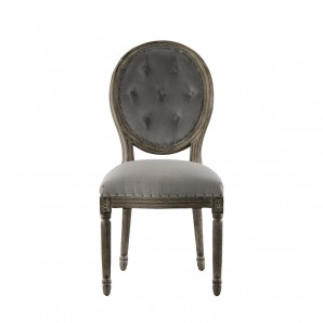 Стол Vintage Louis Button Side Chair