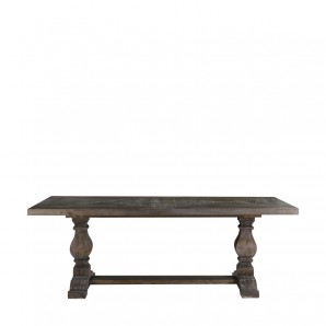 "Стол 84"" New Trestle Table Grey"