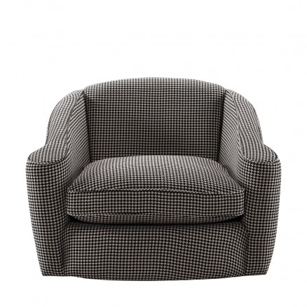 Кресло Bell Swivel Arm Chair