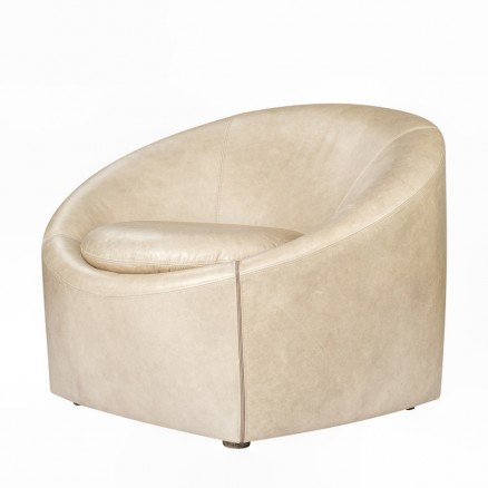 Кресло Dot Leather Chair