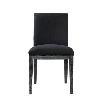 Стул PAVIA VINTAGE BLACK CHAIR