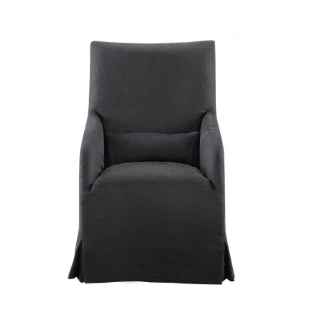 Стул Flandia Black Arm Chair