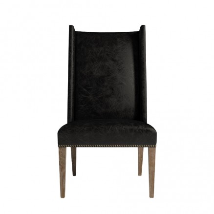 Стул BERTRIX LEATHER CHAIR