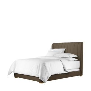 Кровать HARLAN KING BED WITH FRAME-0