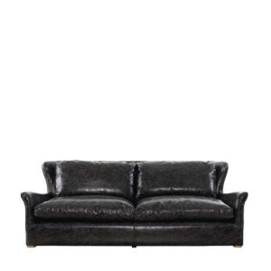 Диван WINSLOW LEATHER & WOOL SOFA-0