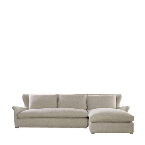 Диван WINSLOW SECTIONAL BEIGE LINEN-0