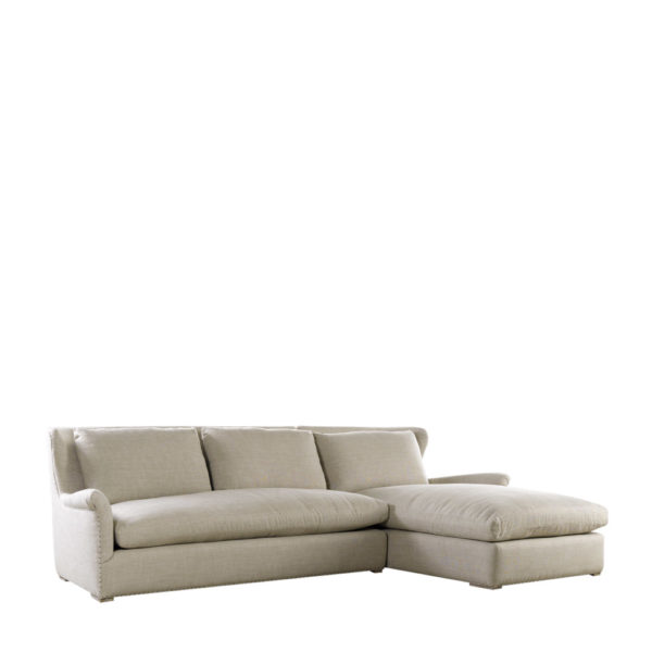 Диван WINSLOW SECTIONAL BEIGE LINEN-434