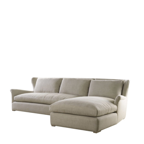 Диван WINSLOW SECTIONAL BEIGE LINEN-435