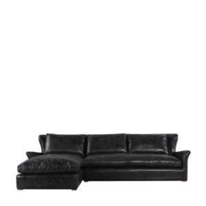 Дорогой диван WINSLOW LEATHER & WOOL SECTIONAL-0