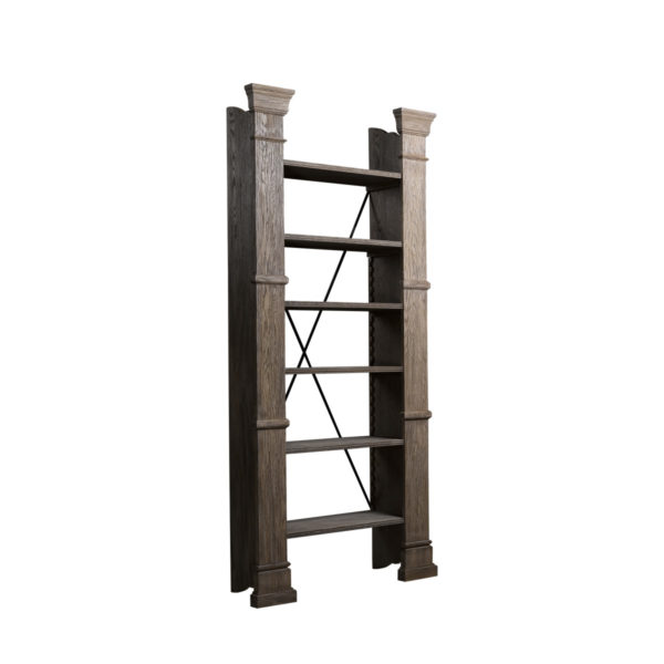 Стеллаж X-CROSS BOOKSHELF-1512