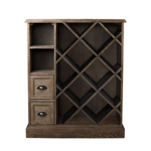 Винный шкаф LANSING VINTER'S LOW CABINET-0