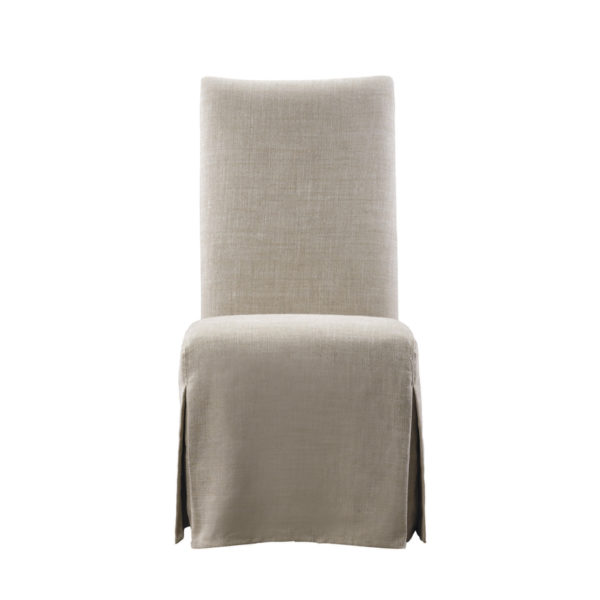 Стул FLANDIA SLIP SKIRT CHAIR-0