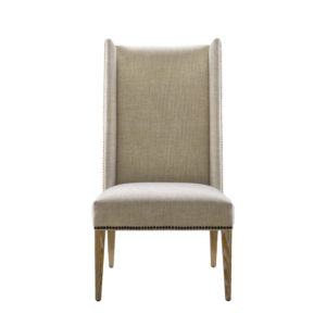 Стул BERTRIX HEMP & LINEN CHAIR-0