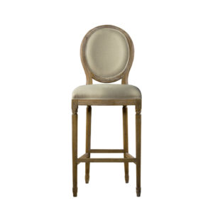 Стул VINTAGE LOUIS BACK HIGH BAR STOOL-0