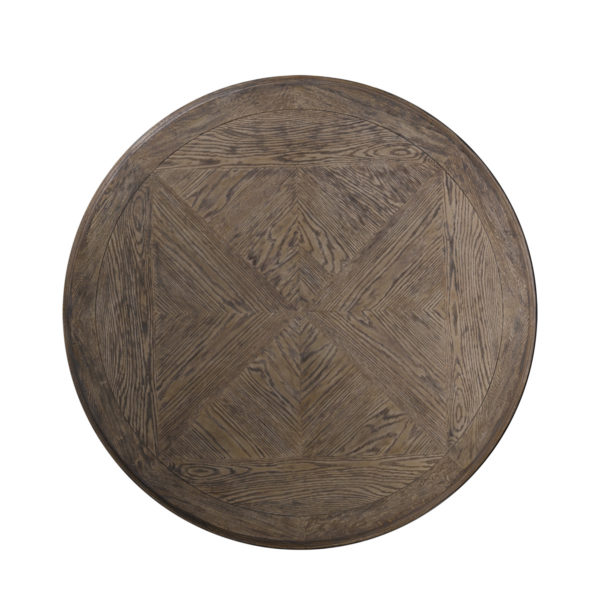 "Стол 63"" FRENCH ROUND TABLE-1682"
