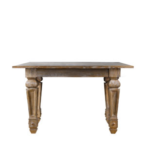 Стол SMALL BASILDON OAK WOOD TABLE-0