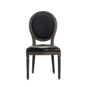 Стул VINTAGE LOUIS INDIGO SIDE CHAIR-0