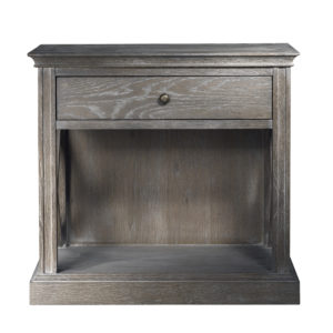 Стол French Casement Accent Table Grey-0