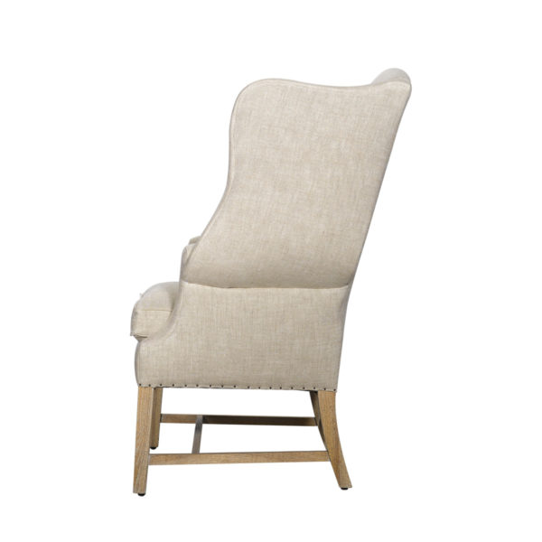 Кресло NEW AGE Linen Chair-1544