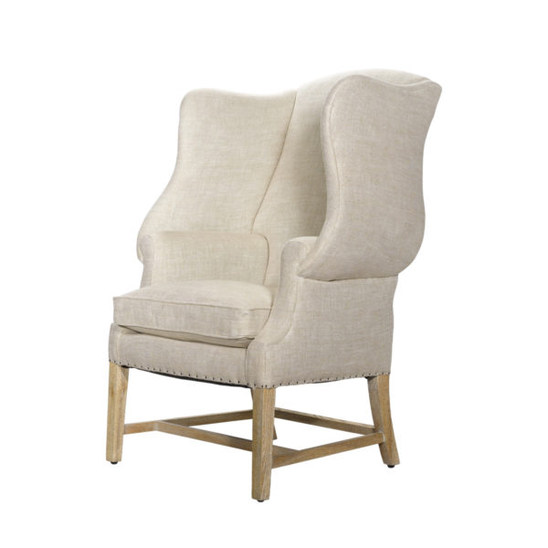 Кресло NEW AGE Linen Chair-1546