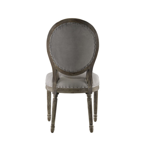 Стол Vintage Louis Button Side Chair-1361