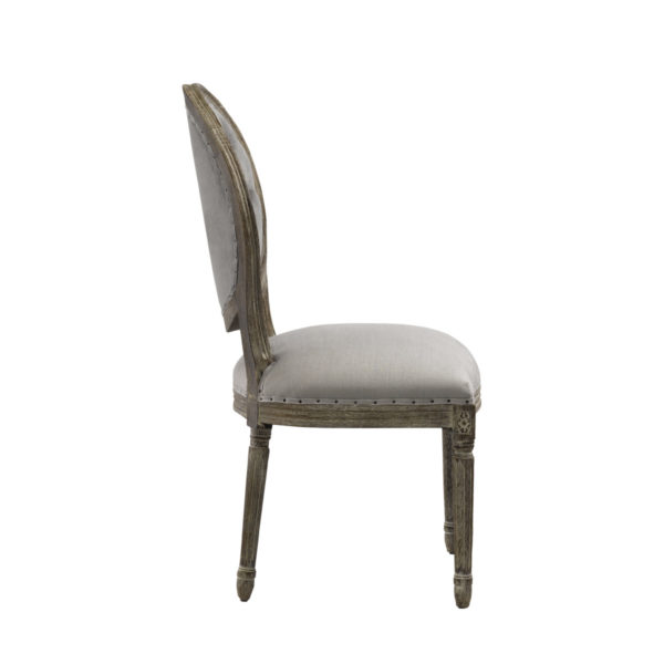 Стол Vintage Louis Button Side Chair-1359