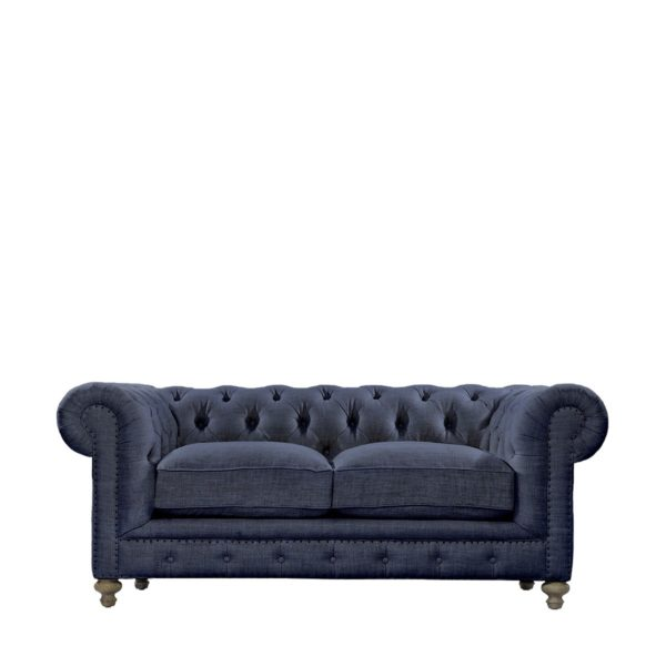 "77"" CIGAR CLUB SOFA-0"