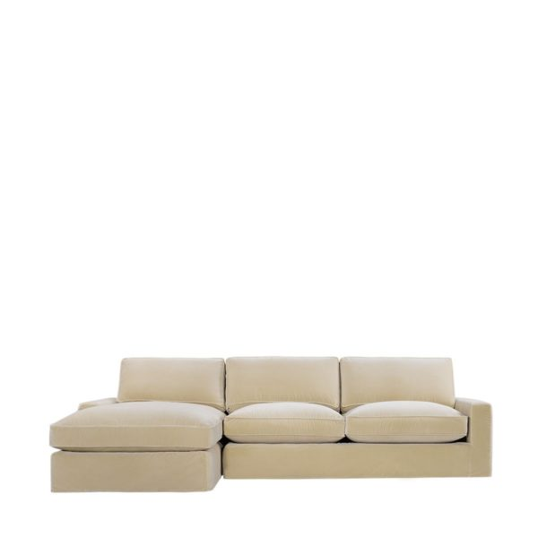 Классический диван Mons Upholstered LAF Sectional - LAF Chaise-0
