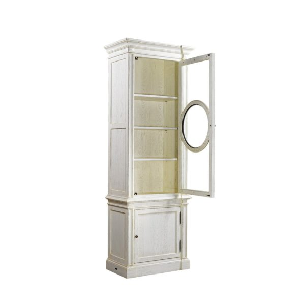 Шкаф French O-Style Vintage White Cabinet-2312