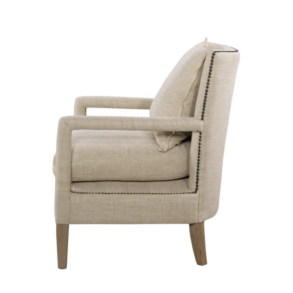 Кресло Vichy Linen Chair-2558