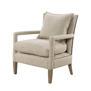 Кресло Vichy Linen Chair-0