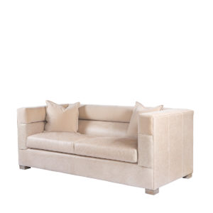 Диван MODENA LEATHER SOFA-0