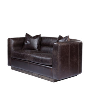 Диван AVINGTON LEATHER SOFA-0