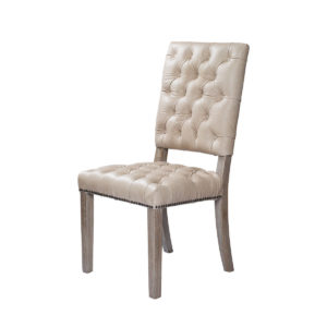 Стул CHAMBERY LEATHER CHAIR-0